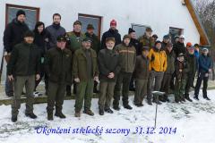 Ukončení-sezony-31.12.2014