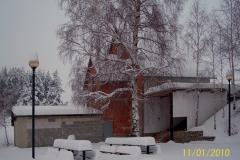 11. 1. 2010 - Zima je zase tady